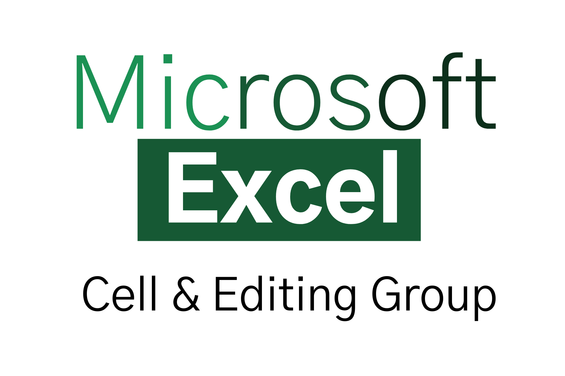 How do you Lock cells in excel from Editing