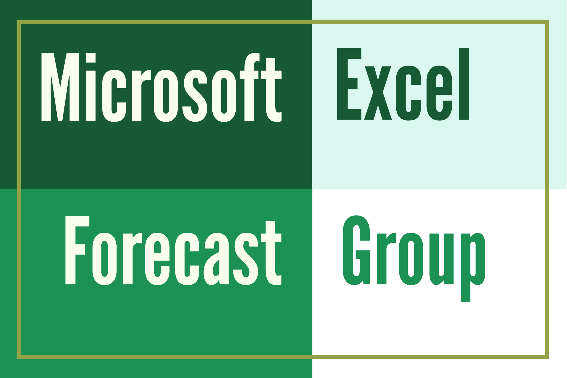 how to use forecast group