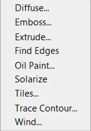 oil paint filter photoshop