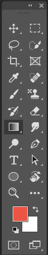 tool menu